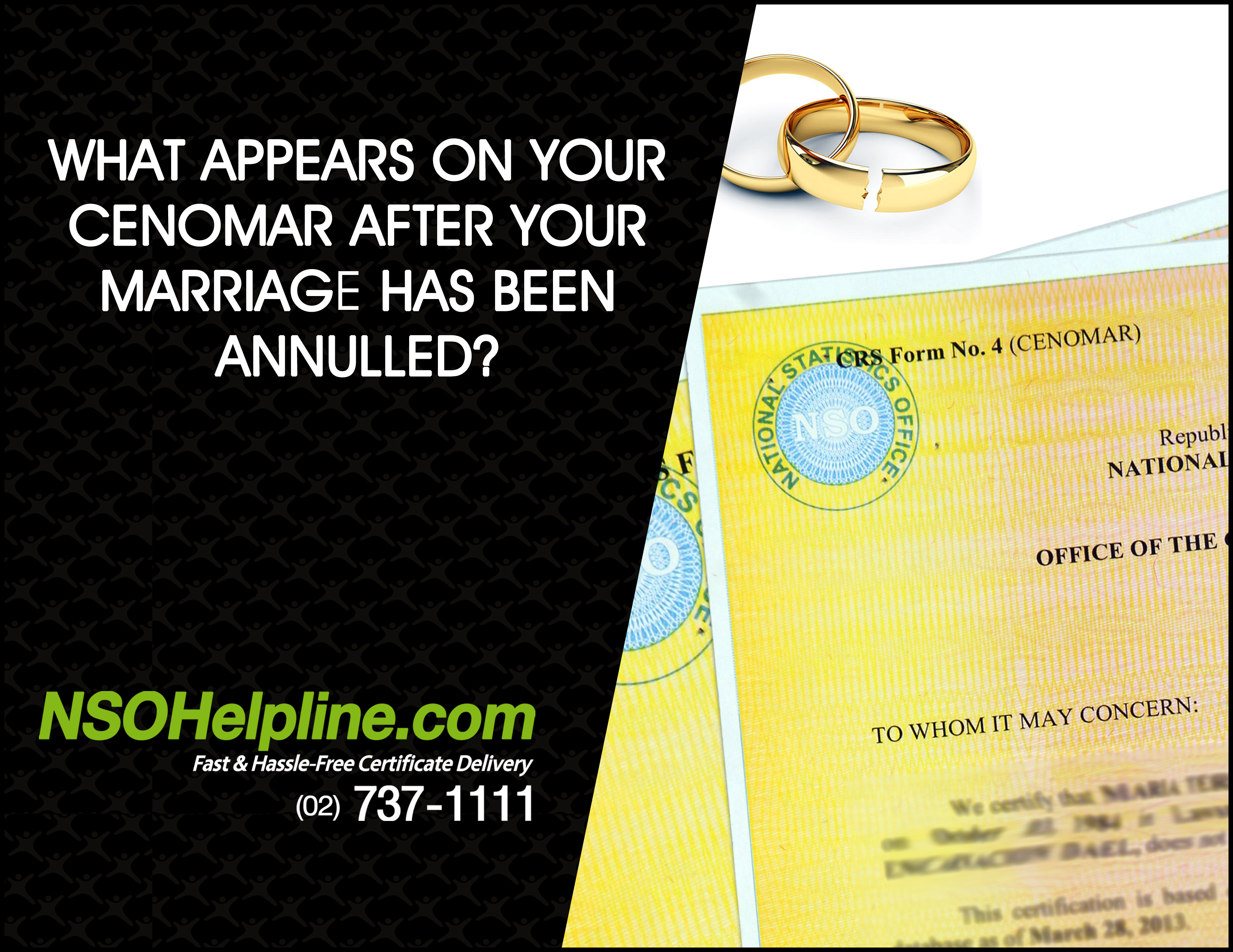 Certificate of no marriage mastercitizens blog cenomar after annulment aiddatafo Images