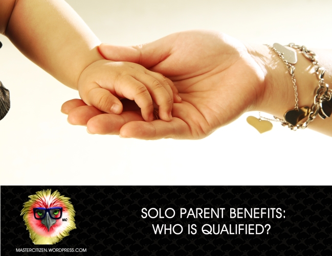 how to get a solo parent id