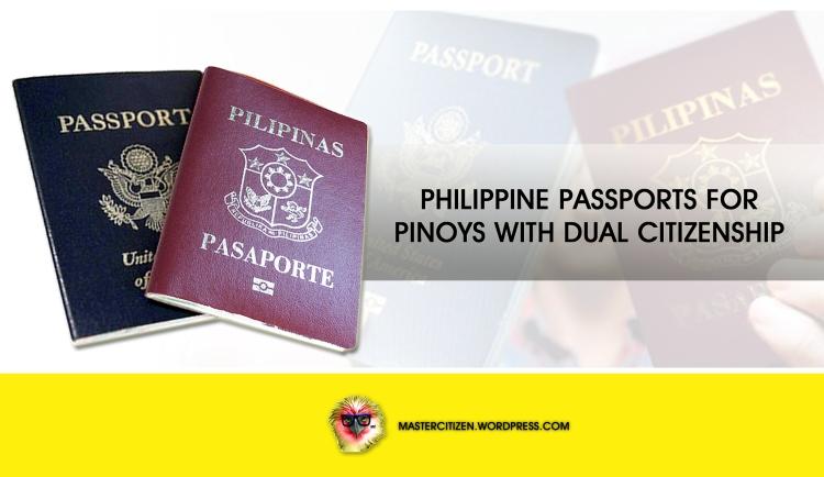 Passport for Dual Citizenship