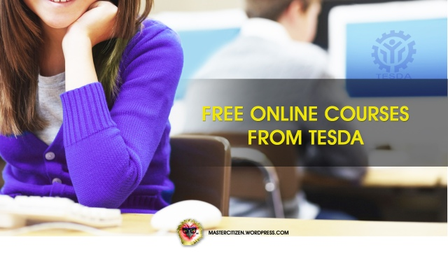 TESDA Free Online Course