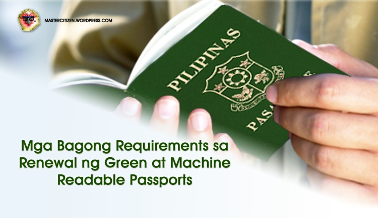 New Requirements for Green Passport Renewal
