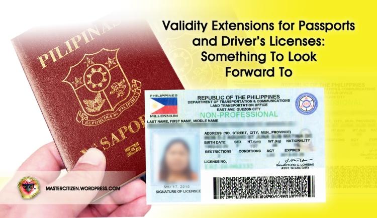Validity Extension