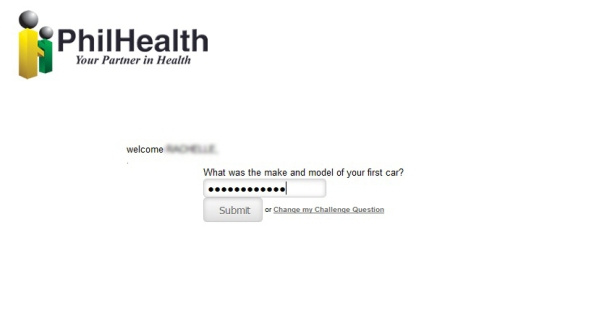 2. Philhealth Challenge Question