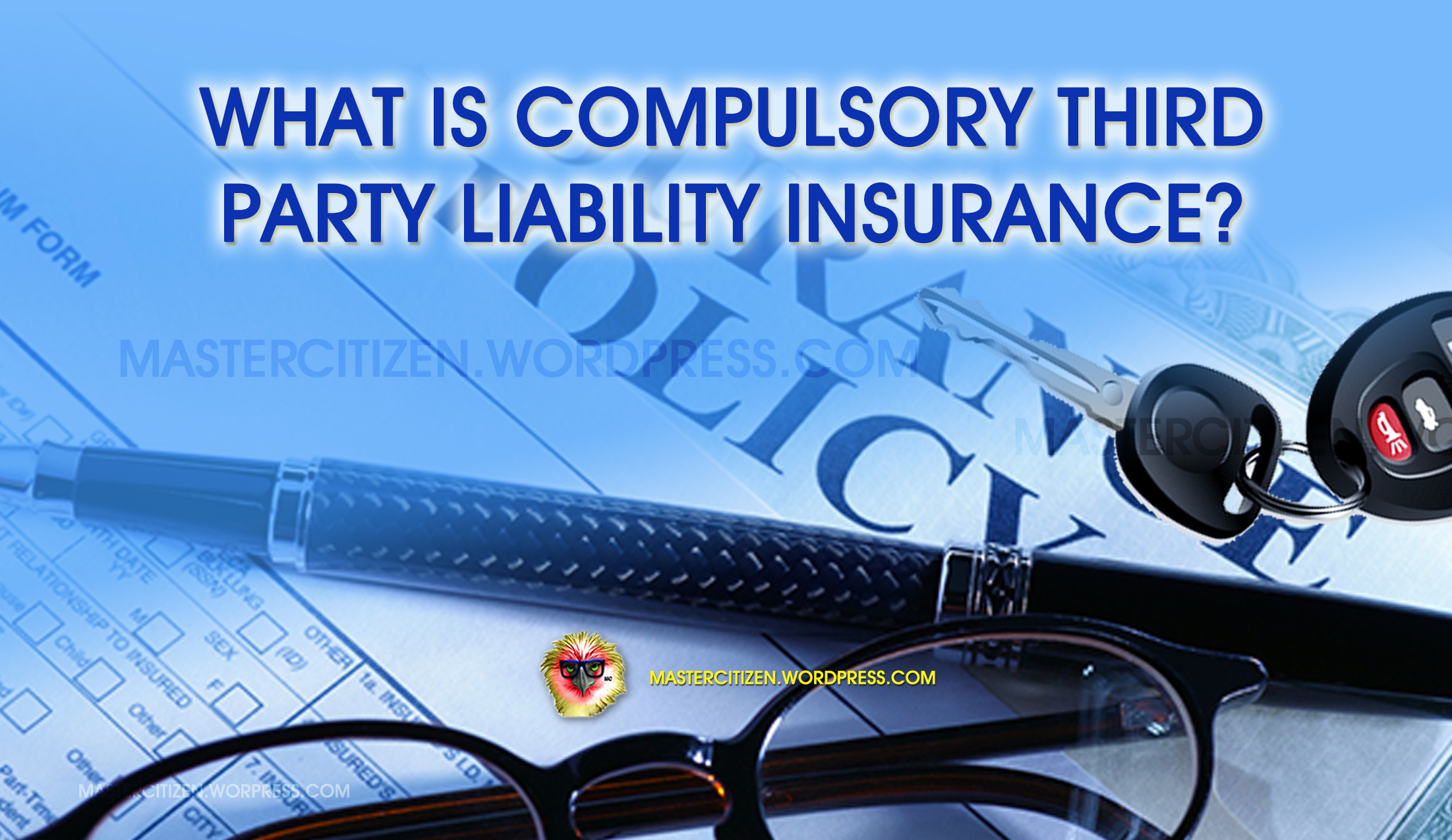 What is compulsory insurance 36