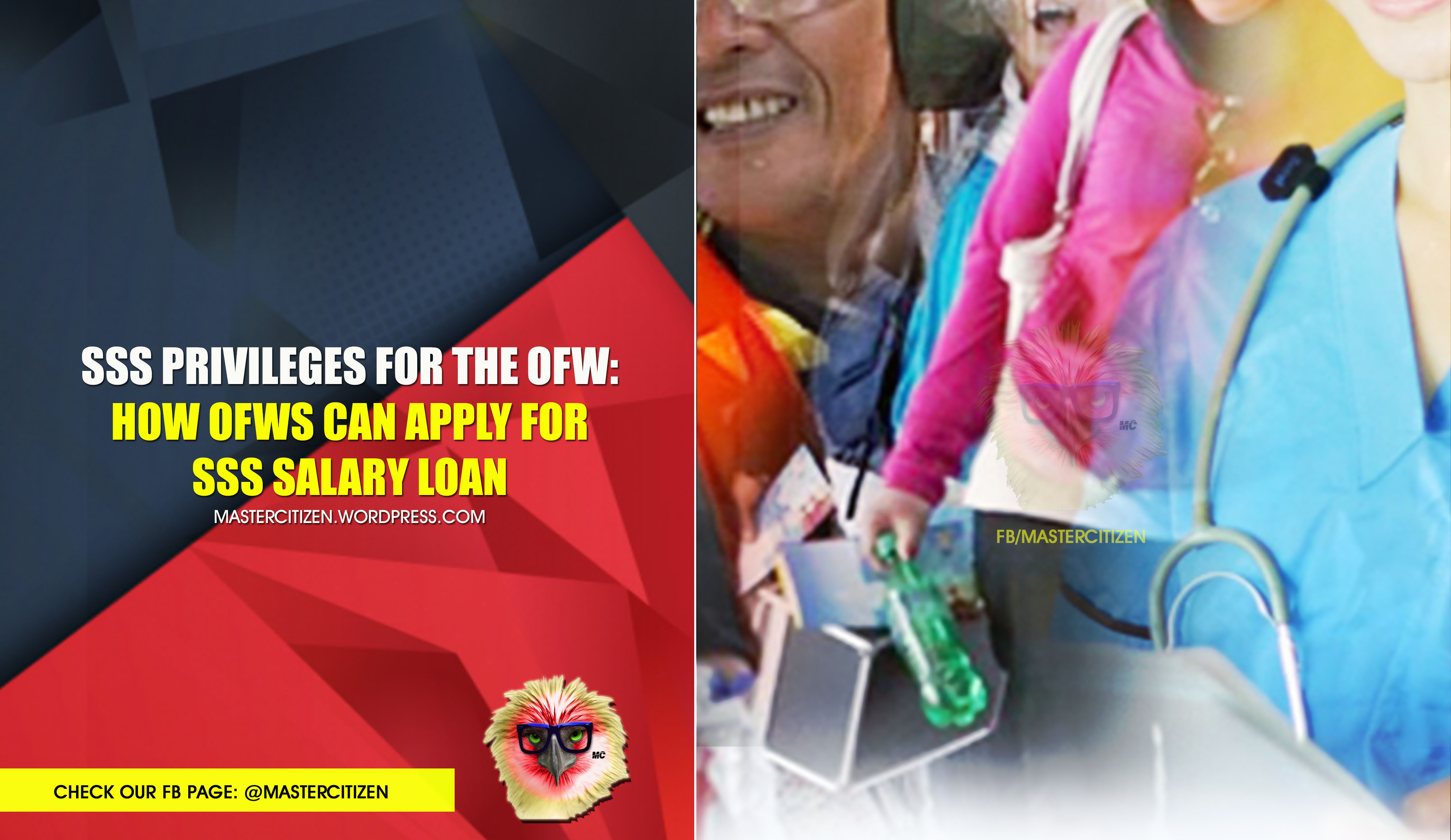 Sss Privileges For The Ofw How Ofws Can Apply For Sss Salary Loan