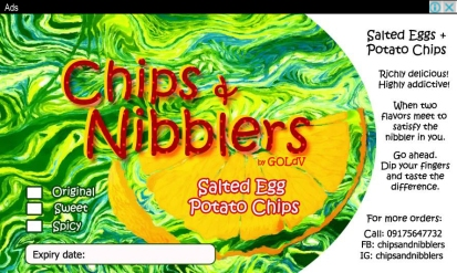 Chips And Nibblers (1)