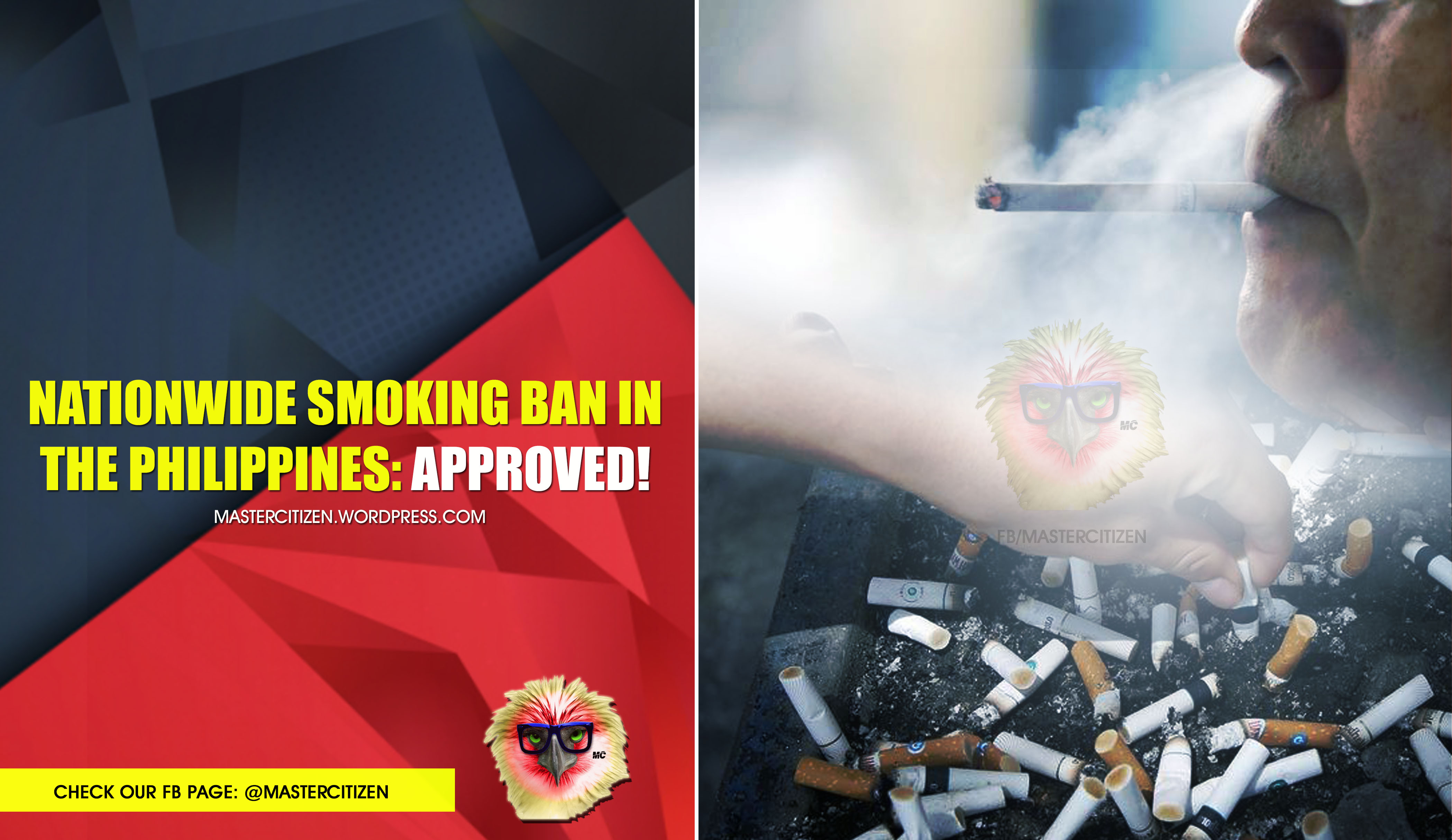 smoking in the philippines Philippine statistics authority 173 million filipino adults are current tobacco smokers while only 5 percent made a quit attempt and successfully quit smoking.
