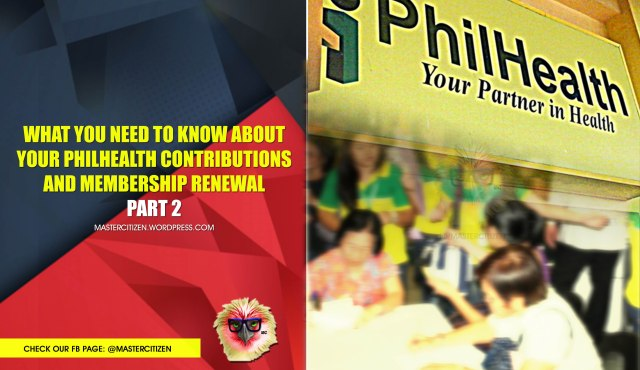 Philhealth Members Mastercitizen S Blog Page 2