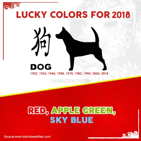Year of the Earth Dog | MasterCitizen's Blog