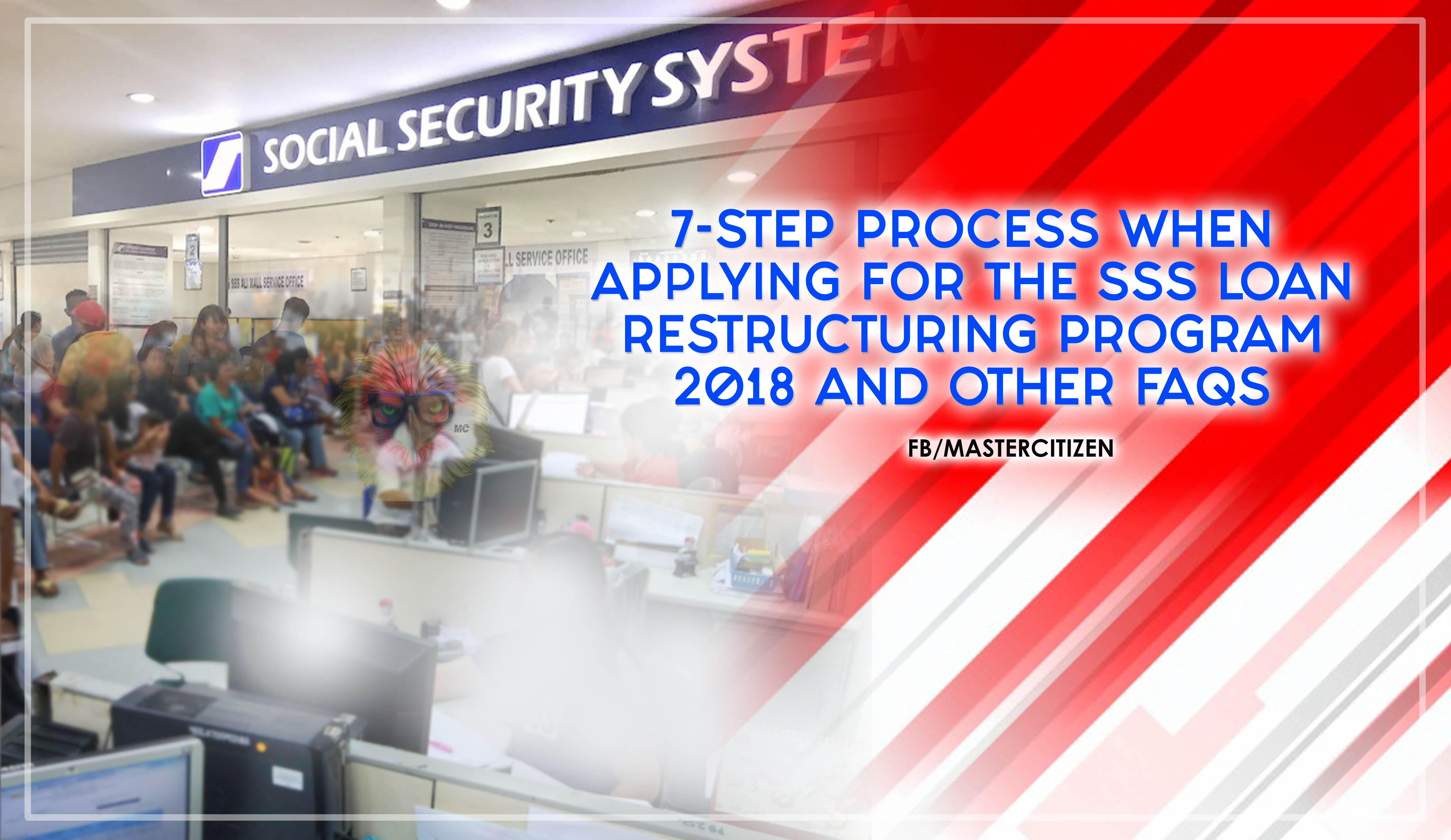 7 Step Process When Applying For The Sss Loan Restructuring Program